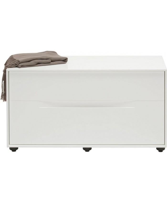 Тумба для обуви Small furniture, белая
