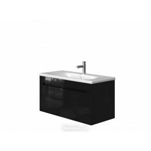Тумба TIVOLI Tv-100 черная