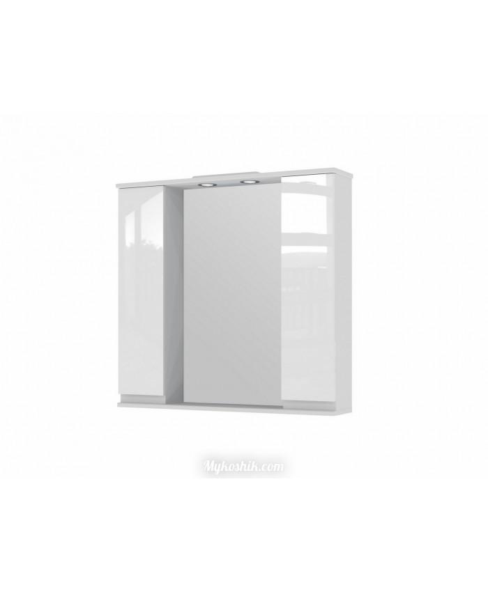 Зеркало MONIKA NOVA МШНЗ3-87 белое