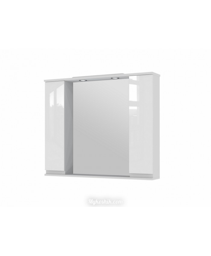 Зеркало MONIKA NOVA МШНЗ3-100 белое