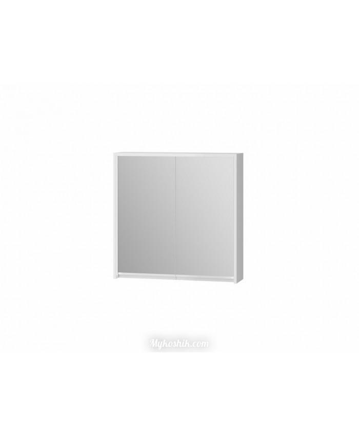 Зеркальный шкаф SvM-70 белый