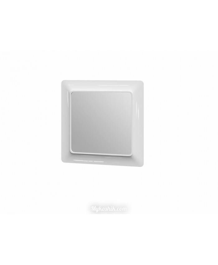Зеркало TICINO ТсМ-80 белое