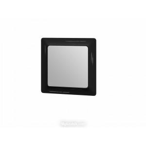 Зеркало TICINO ТсМ-80 черное
