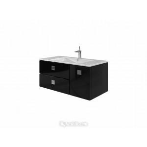 Тумба Rimini Rm-100 черная