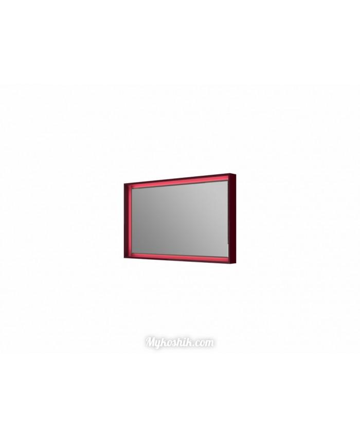 Зеркальная панель Torino ТrM-100 бордовая