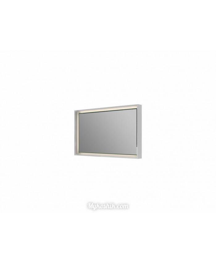 Зеркальная панель Torino ТrM-100 белая