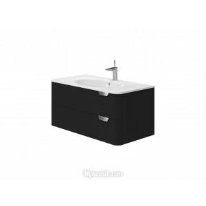 Тумба Velluto Vlt-100 черная