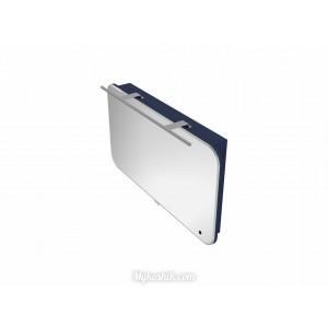 Зеркальный шкаф Velluto VltMC-100 синий