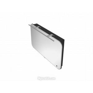Зеркальный шкаф Velluto VltMC-100 черный