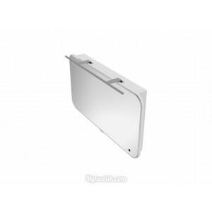Зеркальный шкаф Velluto VltMC-100 белый