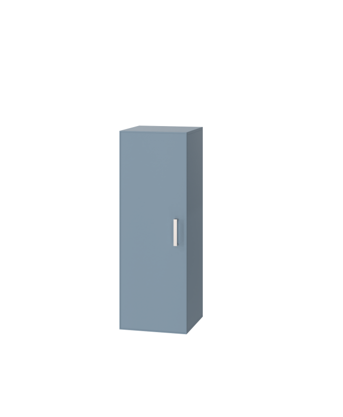Пенал Manhattan MnhP-114 голубой