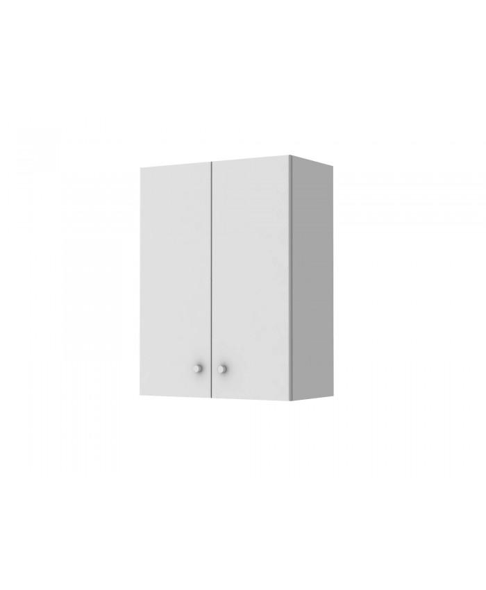 Шкаф RIO&SV СШН1 навесной белый
