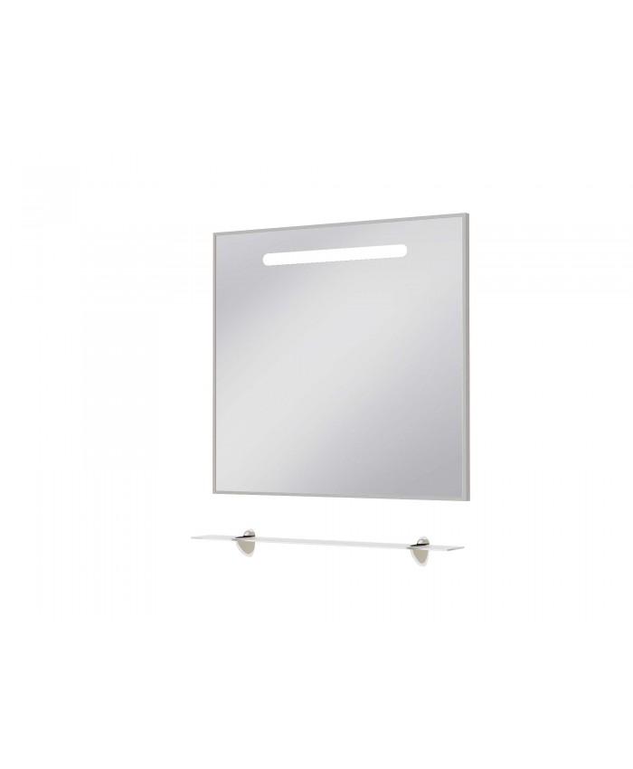 Зеркало RIO&SV СВЗ-80 с подсветкой